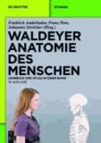 Waldeyer - Anatomie des Menschen - Lehrbuch und Atlas in einem Band.
