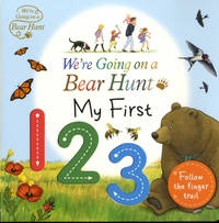 Walker Entertainment - We're Going on a Bear Hunt  : My First 1 2 3.
