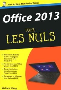Wallace Wang - Office 2013 pour les Nuls.