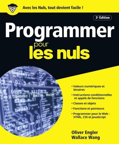 Programmer pour les nuls 3e édition