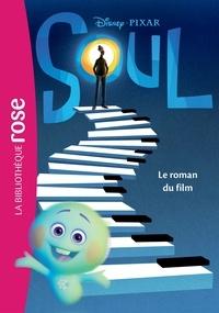 Walt Disney - Bibliothèque Disney - Soul - Le roman du film.