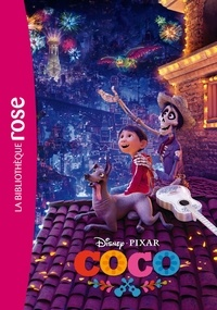 Walt Disney company - Coco - Le roman du film.