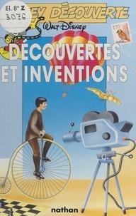Walt Disney company et  Collectif - Découvertes et inventions.