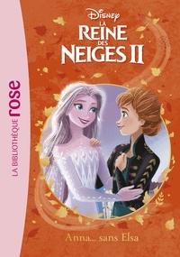 Walt Disney company - La Reine des Neiges 2 08 - Anna... sans Elsa.