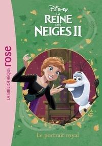 Walt Disney company - La Reine des Neiges 2 09 - Le portrait royal.