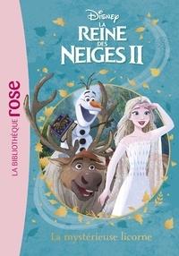 Walt Disney company - La Reine des Neiges 2 11 - La mystérieuse licorne.
