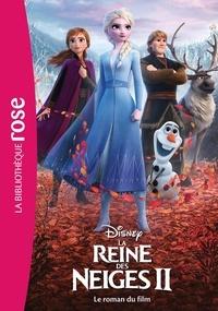 Walt Disney company - La Reine des Neiges 2 NED - Le roman du film.