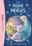 Walt Disney company - La Reine des Neiges 25 - Une soirée-pyjama royale.