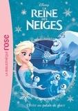 Walt Disney company - La Reine des Neiges 26 - Visite au palais de glace.
