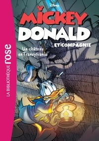 Walt Disney company - Mickey, Donald et compagnie 07 - Un château en Transylvanie.