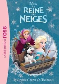 Walt Disney - La Reine des Neiges 15 - La grande course de traîneaux.