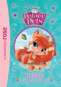 Walt Disney - Palace Pets 03 - Trésor, le chaton d'Ariel.