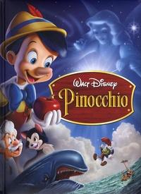 Walt Disney - Pinocchio.