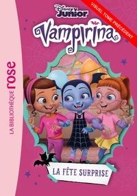 Walt Disney - Vampirina 03 - Une drôle de soirée pyjama.