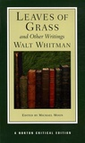 Walt Whitman et Michael Moon - Leaves of Grass and Other Writings.