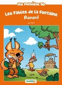 Waltch - Ma première BD  : Les Fables de La Fontaine - Maître Renard.
