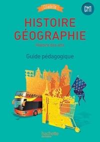 Walter Badier et Virginie Morel - Histoire-Géographie Histoire des arts CM1 - Guide pédagogique.