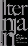 Walter Benjamin - Sur la photographie.