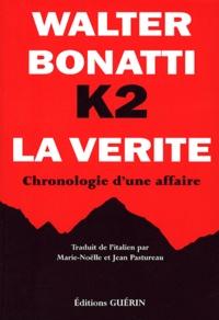 Deedr.fr K2 la vérité - Chronologie d'une affaire Image