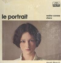 Walter Carone et  Chenz - Le portrait.