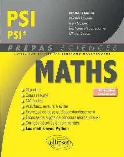 Mathématiques PSI/PSI* 4e édition