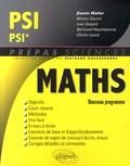 Walter Damin - Mathématiques PSI/PSI*.