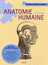 Anatomie humaine - Walter Foster |