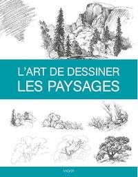 Walter Foster - L'art de dessiner les paysages.