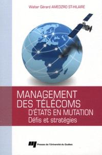 Rhonealpesinfo.fr Management des télécoms d'Etats en mutation - Défis et stratégies Image