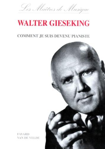 Walter Gieseking - .