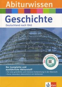 Geschichte - Deutschland nach 1945.pdf