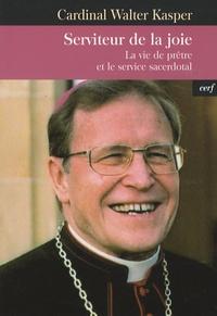 Serviteur de la joie - La vie de prêtre et le service sacerdotal.pdf