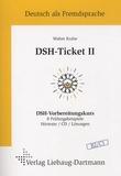 Walter Krahe - DSH-Ticket II. 1 CD audio