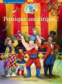 Walter Oliviers et Marjolein Hund - Panique au cirque !.