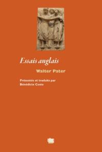 Walter Pater - Essais anglais.