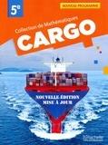 Walter Paul Komo et Rose Eboutou Mfou - Mathématiques 5e Cargo.