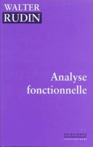 Walter Rudin - Analyse fonctionelle.
