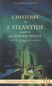 Rhonealpesinfo.fr Trilogie atlantéenne - Tome 1, L'histoire de l'Atlantide précédée de La Lémurie perdue Image