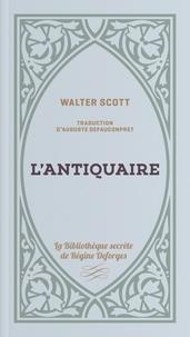 Walter Scott - L'antiquaire.