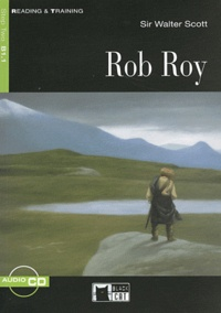 Walter Scott - Rob Roy. 1 CD audio