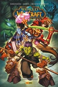 Walter Simonson et Louise Simonson - World of Warcraft T04 - Armageddon.