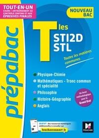 Walter Vassiaux et Bernard Verlant - PREPABAC - Terminales STI2D/STL - Nouveau bac - Contôle continu et épreuves finales - Révision.