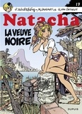 Walthéry et Van Linthout - Natacha - tome 17 - La veuve noire.