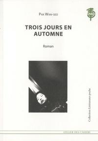 Alixetmika.fr Trois jours en automne Image
