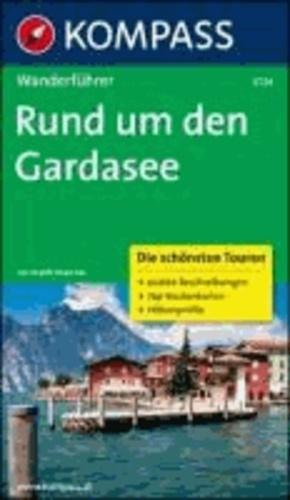 Wanderführer Gardasee - Wanderführer mit Tourenkarten und Höhenprofilen.