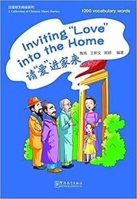Wang xinwe Tao lian - Inviting love into the home (1200 mots, chinois+pinyin).