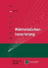 Wärmebrückenberechnung.