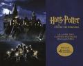 Warner Bros - Harry Potter à l'école des sorciers - Le livre des cartes postales enchantées.
