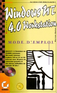 Warren Bates - WINDOWS NT 4. - 0 WORKSTATION. Avec un CD-ROM.