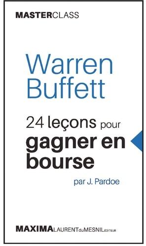 24 leçons pour gagner en bourse - Format ePub - 9782818806388 - 12,99 €